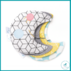 Kép 2/2 - Hold Hédi gyógynövényes sópárna - szürke